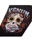 Компрессионные штаны Venum Santa Muerte 2.0 черные