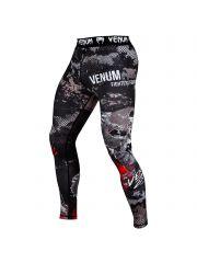 Компрессионные штаны VENUM ZOMBIE черные