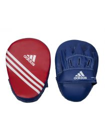 Лапы для бокса Adidas Focus Mitt Short Eco сине-красные