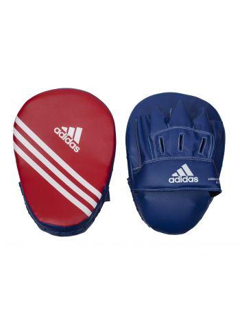 Лапы для бокса Adidas Focus Mitt Short Eco сине-красные