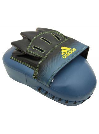 Лапы для бокса Adidas Speed Focus Mitt Short черно-синие