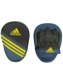 Лапы для бокса Adidas Speed Focus Mitt Short черно-синие