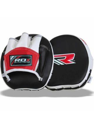 Боксерские лапы RDX Smartie белые