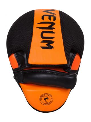 Боксерские лапы VENUM CELLULAR 2.0 оранжевые