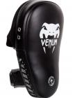Боксерские лапы VENUM ELITE BIG черно-белые