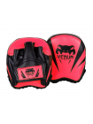 Боксерские лапы VENUM ELITE MINI розовые