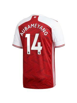Домашняя форма Пьер Обамеянг 14 Арсенал 2020/21