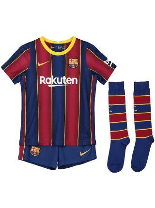 Детская домашняя форма Барселона