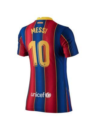 Женская домашняя форма Барселона Месси 10