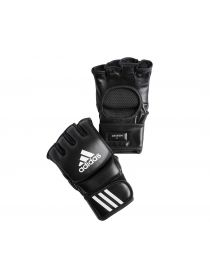 Перчатки ММА Adidas Ultimate Fight черные