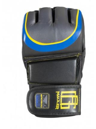 Перчатки ММА BAD BOY PRO SERIES 3.0 MAULER черные