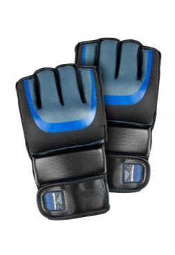 Перчатки ММА BAD BOY PRO SERIES 3.0 GEL черно-синие