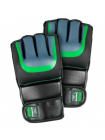 Перчатки ММА BAD BOY PRO SERIES 3.0 GEL черно-зеленые