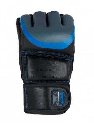 Перчатки ММА BAD BOY PRO SERIES 3.0 черно-синие