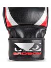 Перчатки ММА тренировочные BAD BOY PRO SERIES 2.0 черно-красные