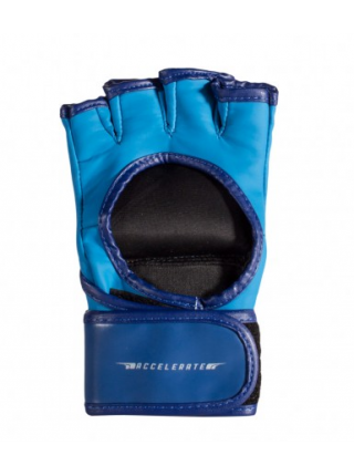 Перчатки ММА BAD BOY ACCELERATE YOUTH синие