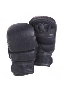 Перчатки ММА BAD BOY LEGACY SAFETY черные