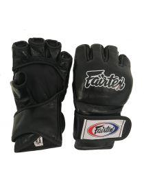 Перчатки MMA FAIRTEX FGV13 черные на липучке