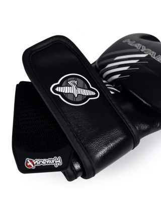 Перчатки Hayabusa Ikusa Charged MMA 4oz черные