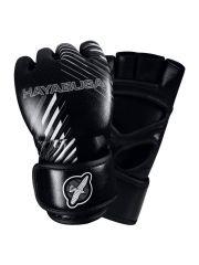 Перчатки Hayabusa Ikusa Charged MMA 4oz черные