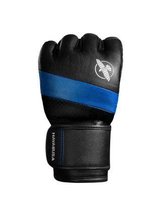 Перчатки Hayabusa T3 MMA 4oz черно-синие