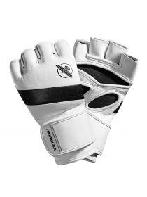 Перчатки Hayabusa T3 MMA 4oz бело-черные