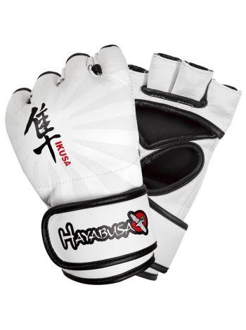 Перчатки Hayabusa Ikusa MMA 4oz белые