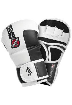Перчатки Hayabusa Tokushu 7oz Hybrid белые
