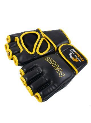 Перчатки ММА MANTO PRO 3.0 черные