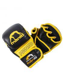 Перчатки ММА MANTO SPARRING 2.0 черные