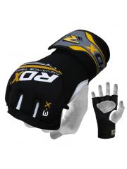Бинты перчатки ММА RDX NEOPRENE GEL желтые