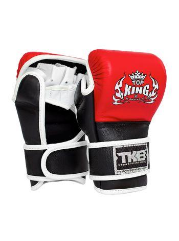 Перчатки для ММА Top King EXTREME красные