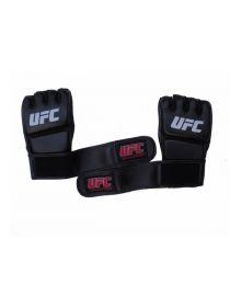 Перчатки MMA UFC черные