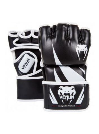 Перчатки MMA Venum Challenger черно-белые
