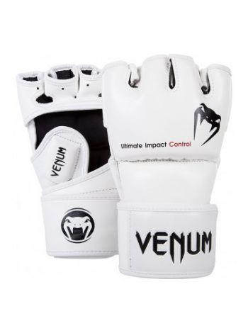 Перчатки MMA Venum Impact белые