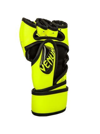 Перчатки MMA Venum Undisputed 2.0 желтые