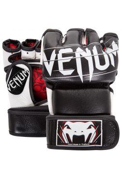 Перчатки MMA Venum Undisputed 2.0 черные