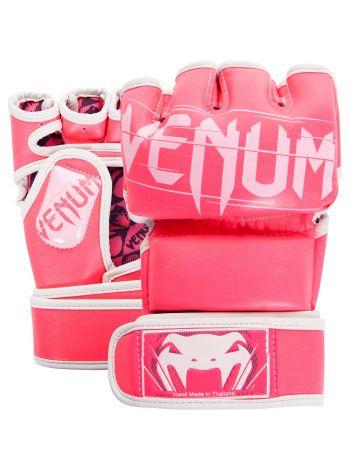 Перчатки MMA Venum Undisputed 2.0 розовые