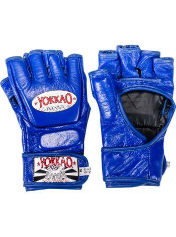 Перчатки MMA Yokkao синие