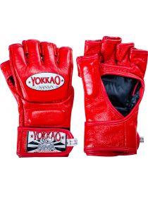 Перчатки MMA Yokkao красные