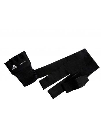 Перчатки бинты Adidas Quick Wrap Glove Mexican черные