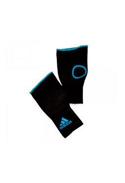 Перчатки бинты Adidas Inner Gloves черно-синие