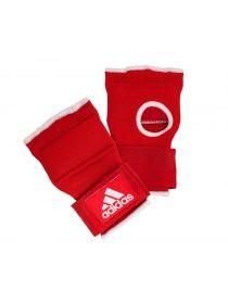 Перчатки бинты Adidas Super Inner Gloves красно-белые