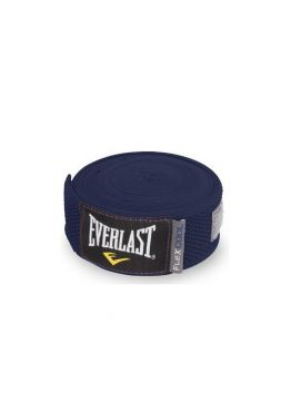 Бинты для бокса Everlast Breathable 4.55 м синие