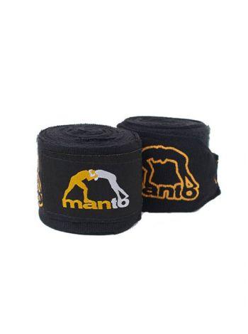 Боксерские бинты MANTO COMBO черные