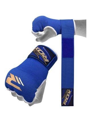 Перчатки бинты RDX Ultra Inner Gloves синие