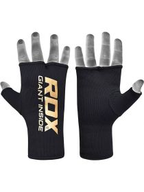 Перчатки бинты RDX Inner Gloves Hand wraps черные