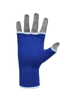 Перчатки бинты RDX Training Hand wraps синие
