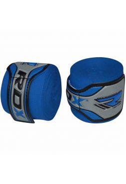Боксерские бинты RDX Fist Inner Gloves синие