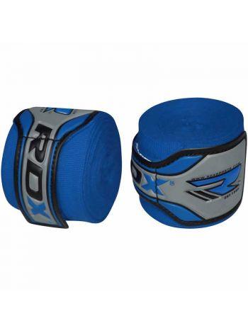 Бинты для бокса RDX Fist Inner Gloves синие